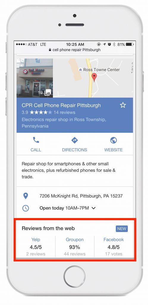 googleratingsiphone